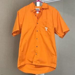 Other - 🍊 Tennessee button down shirt NWT